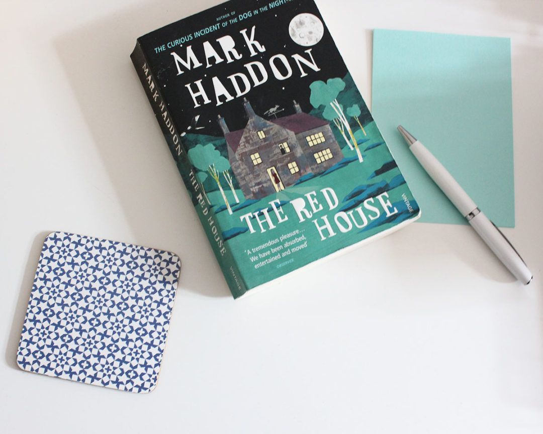 Mark Haddon The Red House