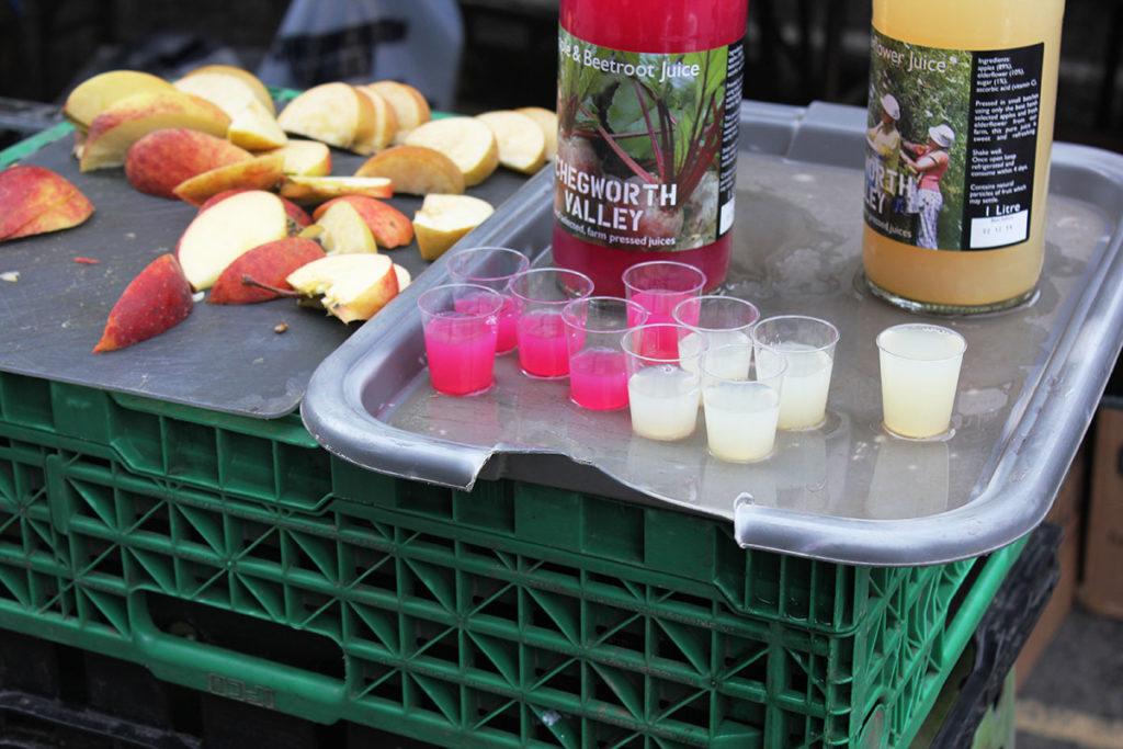 Broadway Market Freshly Pressed Juice