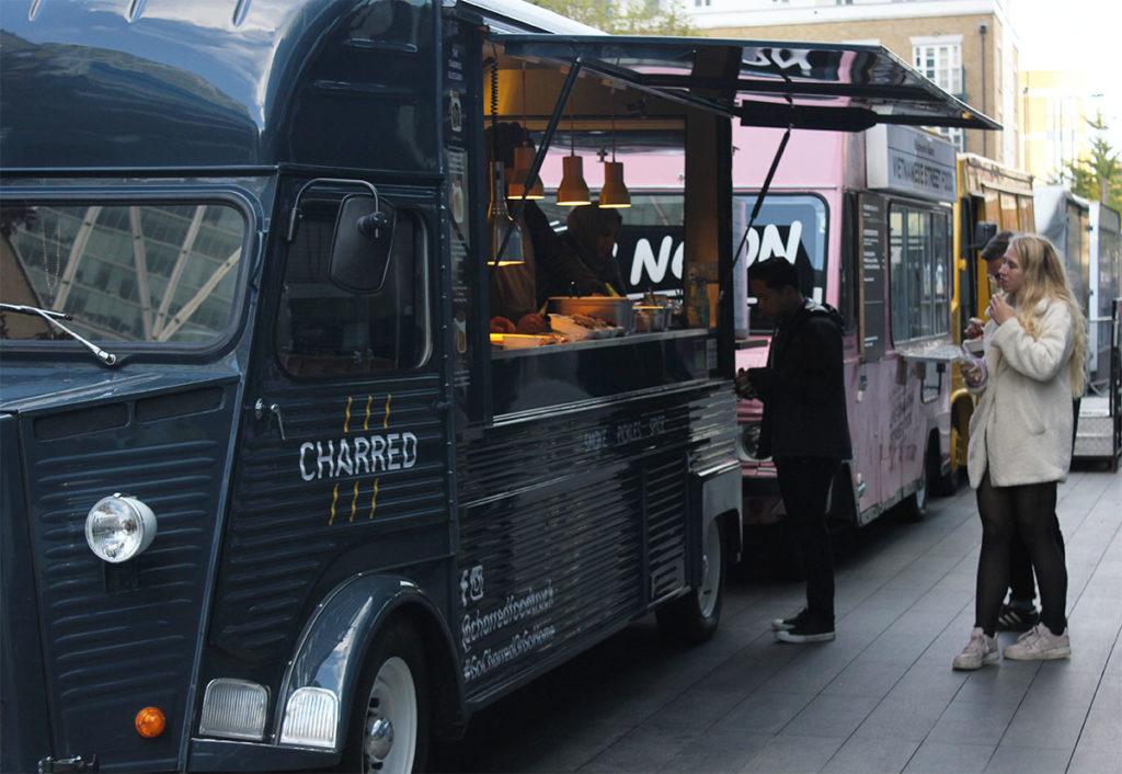Food Van Spitalfields