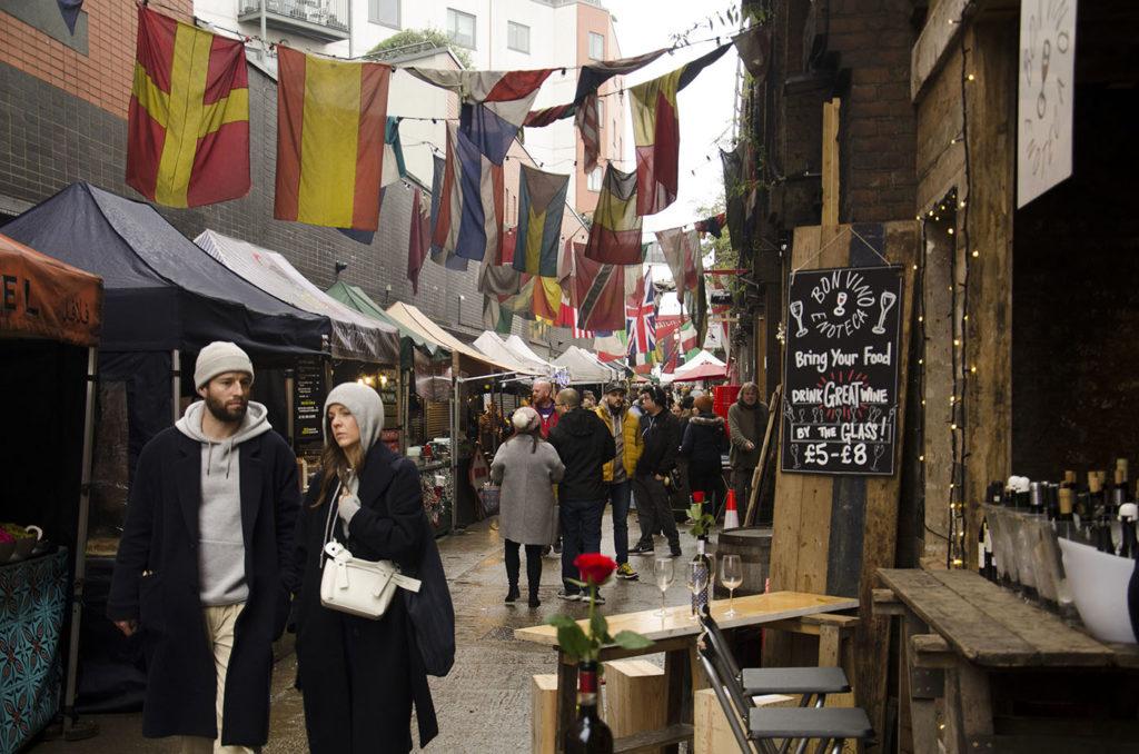 Maltby Street Market - Ropewalk London