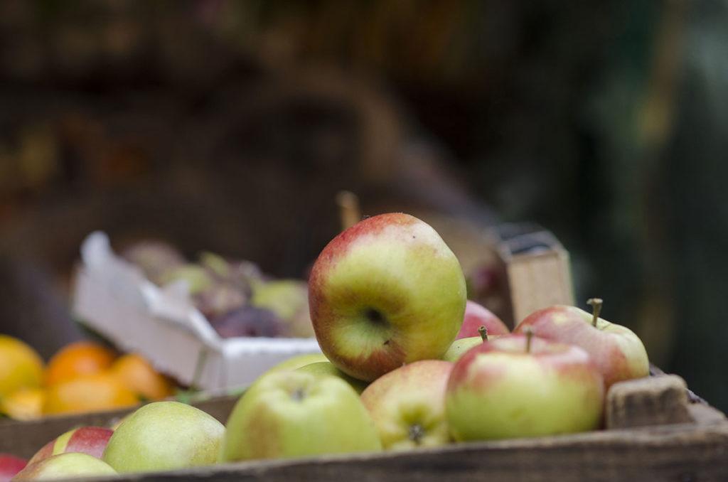 Apple Maltby Street Market London