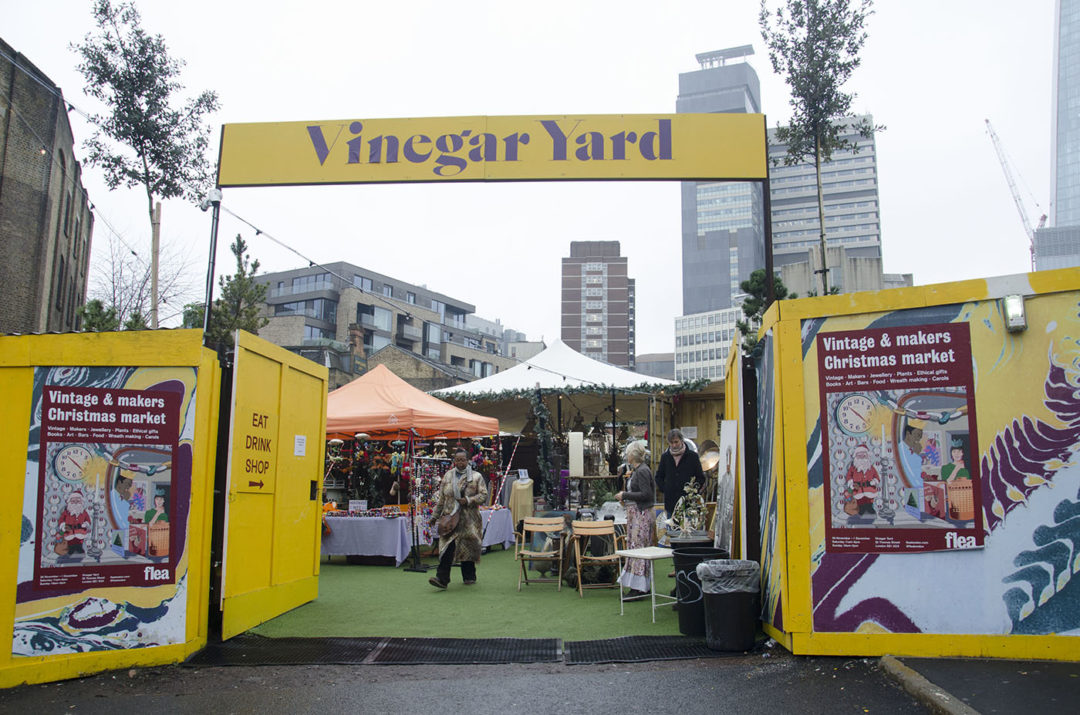 Vinegar Yard London Bridge
