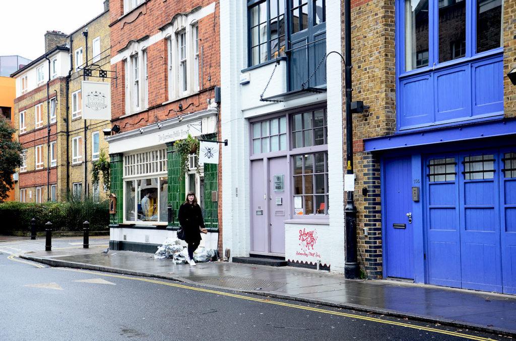 Bermondsey Street London