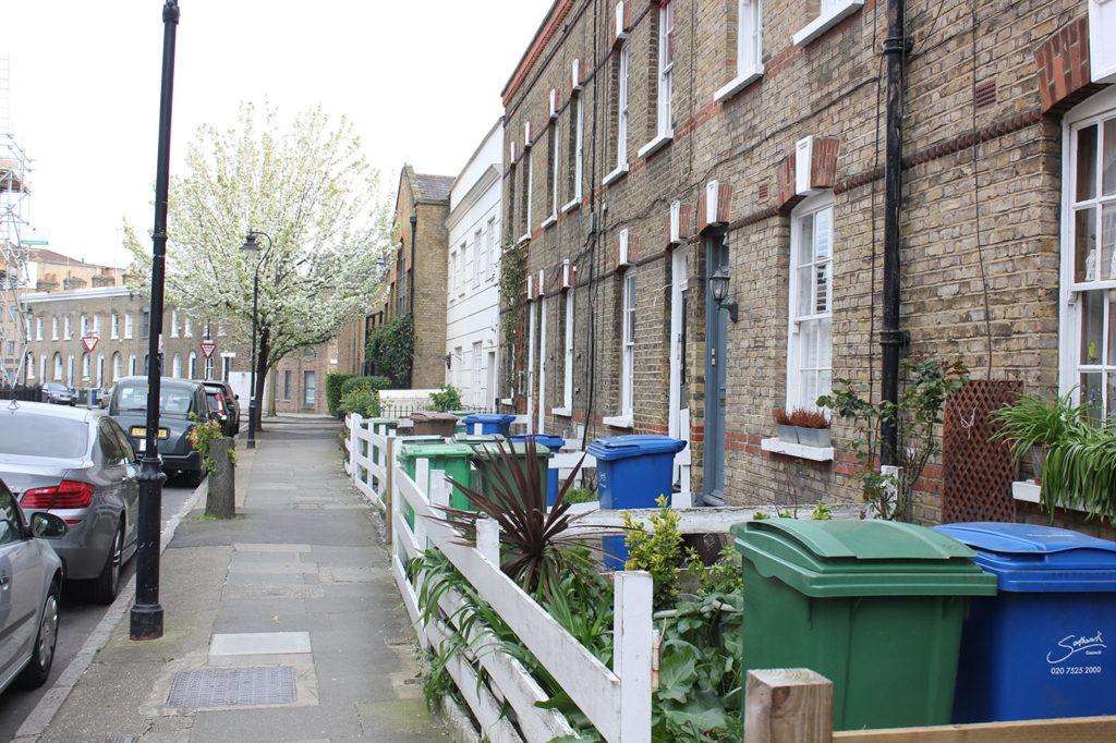 Bermondsey London
