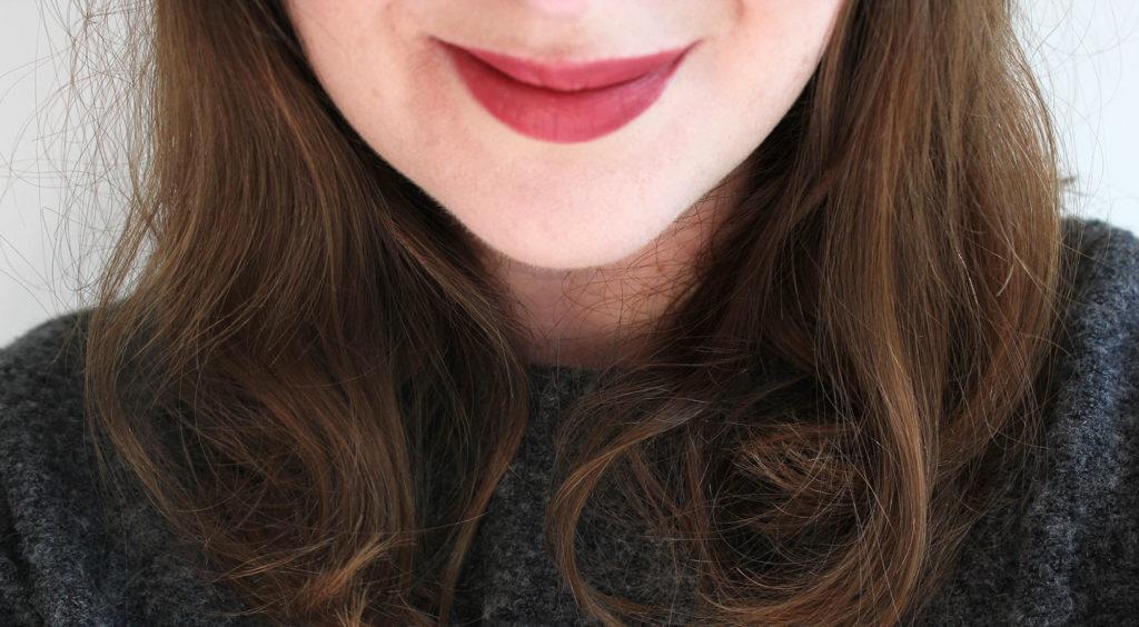 Charlotte Tilbury Hot Lips Secret Salma on Lips