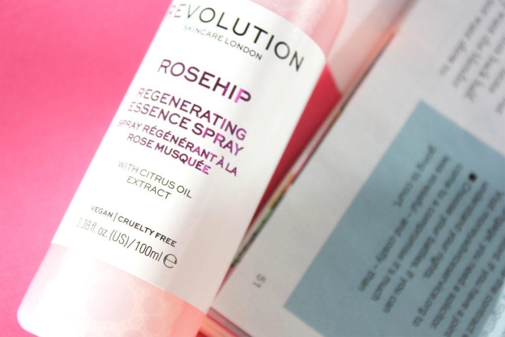 Revolution Rosehip Regenerating Essence Spray