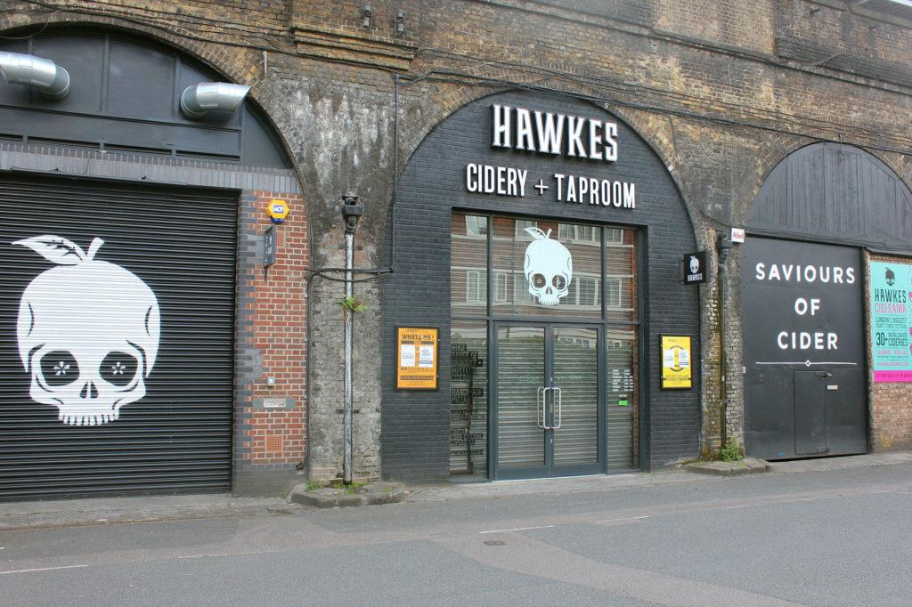 Hawkes Cidery + Taproom